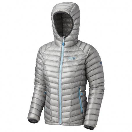 competitive price 87c72 2519f MOUNTAIN HARD WEAR GHOST WHISPER HOODED DOWN JACKET GIACCA ...