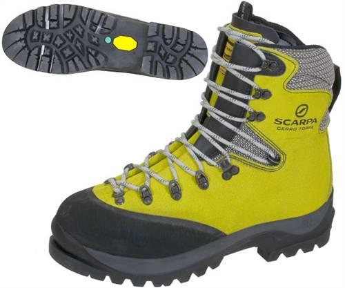 sports shoes 105c7 adb8e SCARPA CERRO TORRE SCARPONI ALPINISMO